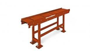 Idle Roller Table for SLP System