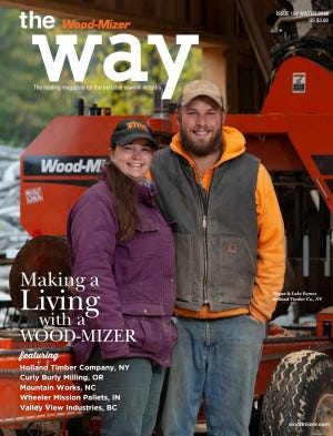 WM Way US Magazine